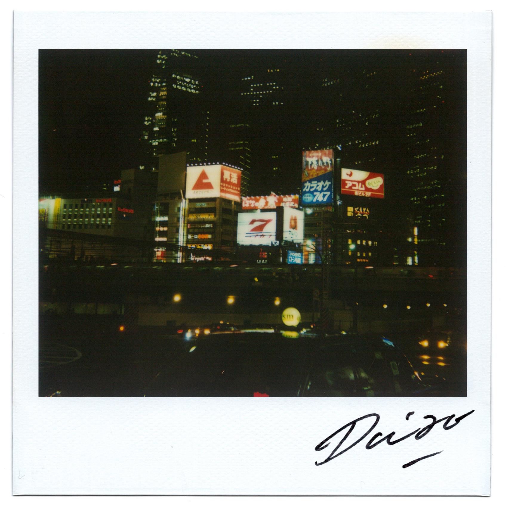 Moriyama Daido, bye-bye polaroid, 2008, Polaroid, 10 x 10 cm14