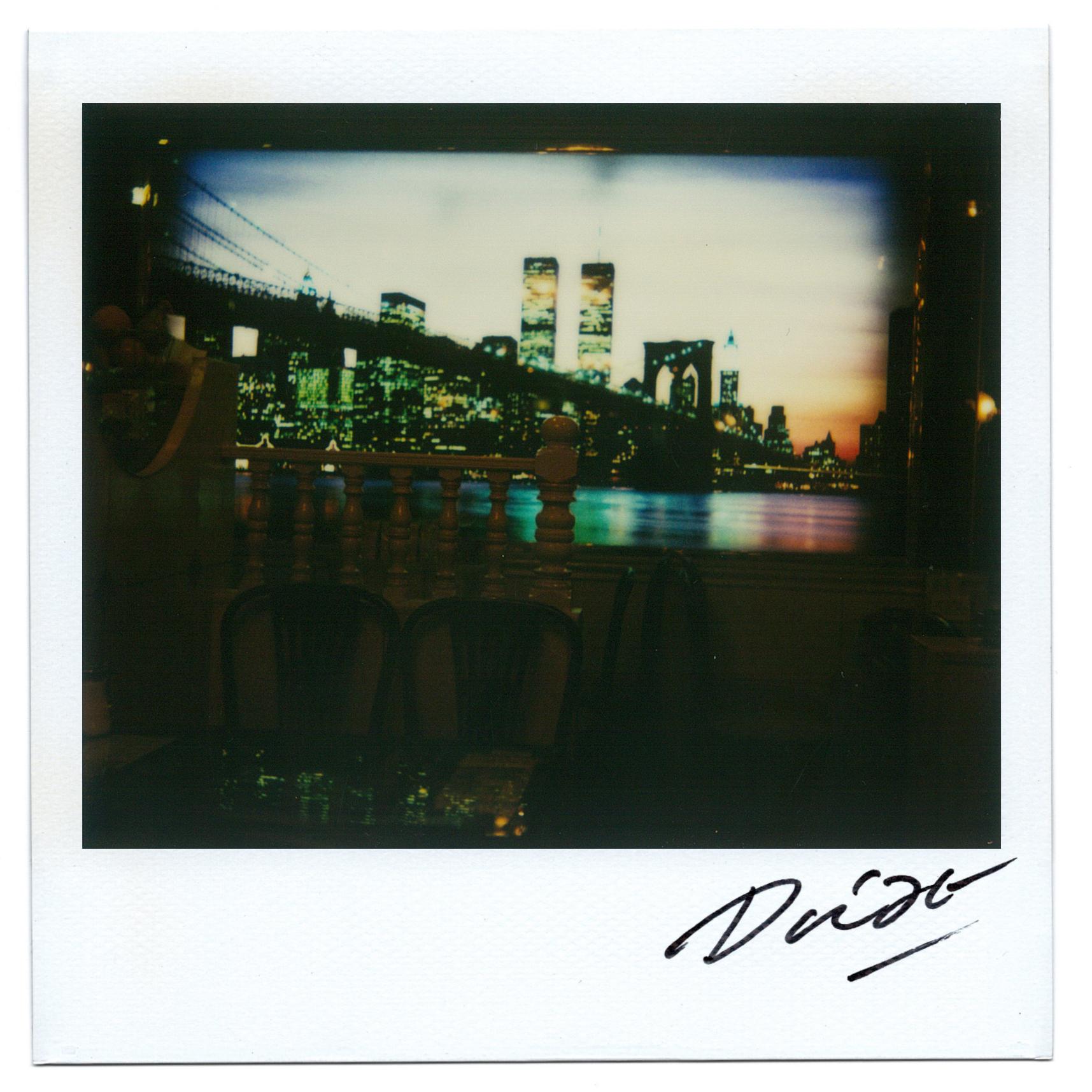 Moriyama Daido, bye-bye polaroid, 2008, Polaroid, 10 x 10 cm6