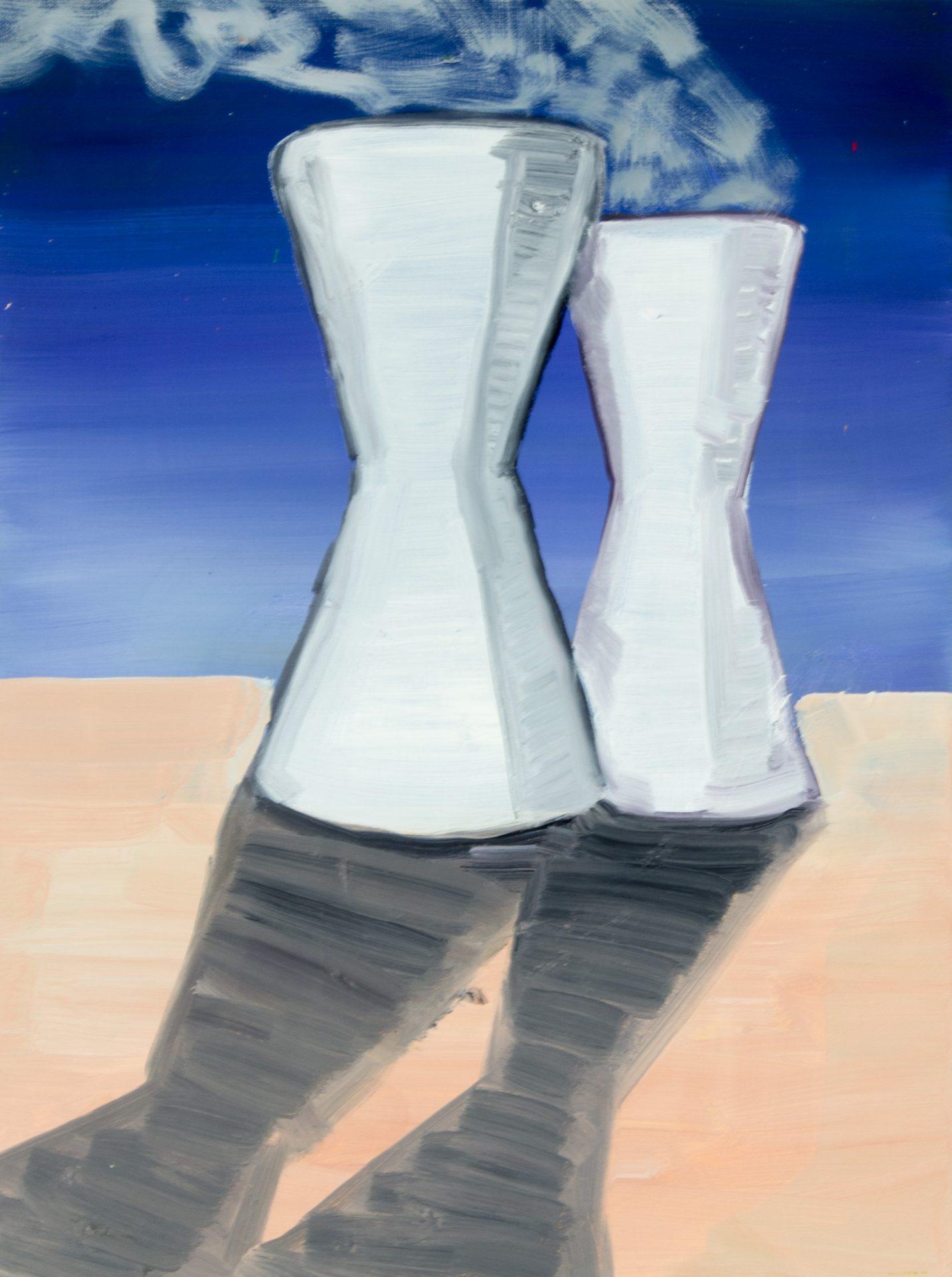 黃海欣 Huang HaiHsin, 無題 Untitled, 2020, 畫布油彩 oil on canvas, 40 x 30 cm-7